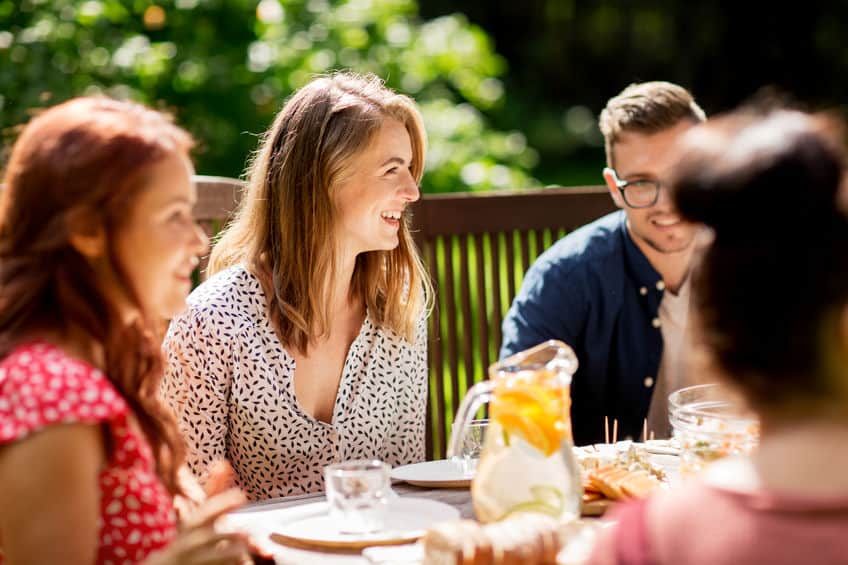 3 tips to hosting a simple get together